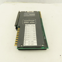 Allen Bradley 1771-OFE2 Ser B Firmware Ver. A 12 Bit Analog Output Module