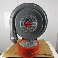 Maxon C-1450-12FS Direct Drive High Pressure Blower 1.5Hp 3450 RPM 208-230/460V