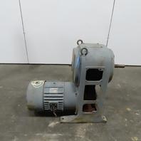 General Electric 7GN505HH5QA84 Polydyne 15/7.5Hp Dual Speed Motor Drive 440V