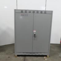 "Chicago Switchboard 600V 25kv 74x60x30"" Dbl. Door Electrical Distribution Panel"