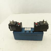 Rexroth GT-010062-02424 2 Position Pneumatic Directional Valve 110V Coil
