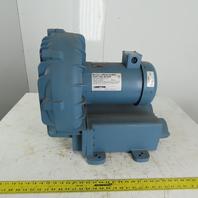 Ametk DFS DR808D89MXA Regenerative Blower 5//2.8HP TEFC 208-230/460 3Ph 50/60Hz
