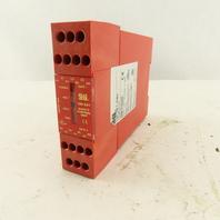 STI CM S21 24V 24V AC/DC Safety Control Unit 3 Relay Output
