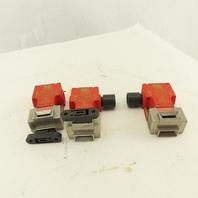 STI T5009 500V Safety Interlock Switches Lot Of 3