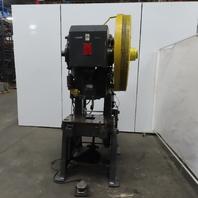 "L & J Mechanical 45 Ton OBI Punch Press 3"" Stroke 10"" Throat 230/460V 3Ph"