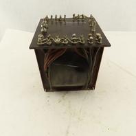 S3010/U2515K 100-110/120V Primary 35V Secondary Multi Tap Transformer