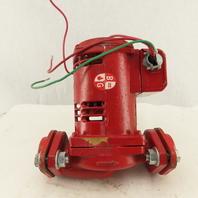 Bell & Gossett PL-36 1/6Hp 208-230V 1Ph Parallel Hydronic Booster Pump