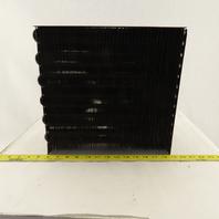 """13"""" x 12"""" x 4"""" After Cooler Heat Exchanger ESP-L35EM21 Fan 230V"""