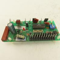 Falcon SS9 TPU Main Power Circuit Board Gate Controls