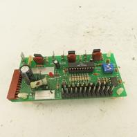 Falcon SS10TPU Main Power Circuit Board Gate Controls