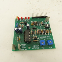 Falcon ACT4D/ACTW4D Security Gate Timer Circuit Board