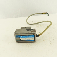 Tamagawa FA-Coder Encoder Removed From Mazak SQT-10MS Spindle Assembly