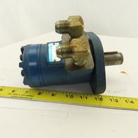 Sumitomo H-100DA2F-G Orbit Motor Hydraulic Gerotor Motor 25mm Shaft