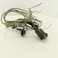 Azbil SLA1-A 5-250V Roller Plunger Limit Switch Lot Of 5