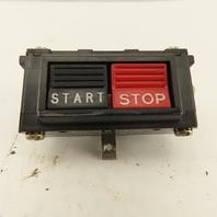 Allen Bradley Class 9999 Type SA2 Start Stop Push Button For Starters Size 00-3