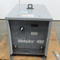 Motoman MotoArc 450 Robot Welding Power Supply 15A to 450A 208/230/460/575V