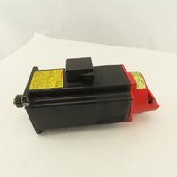 Fanuc A06B-0371-B175 a1/3000 0.3kW 3000RPM 3Ph 90VAC Servo Motor & Pulsecoder