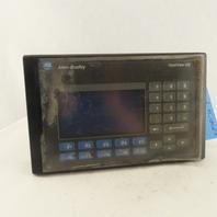 Allen Bradley 2711-K5A8 Operator Keypad HMI Screen 100-240V Tested 460V 3Ph