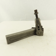 """9/16 x 1-1/4"""" Shank Tool Holder Left Right Flip Clamp For 1/2"""" Square Tooling"""