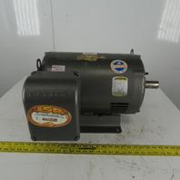 Baldor M2534T 30Hp Electric Motor 230/460V 3Ph 3525RPM 284TS Frame DP