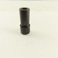 "Dynabrade 50010 3/8""-24 Female Thread Airtool Collet 1/4 Capacity"