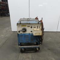 Westinghouse 800A Direct Current ARC Welder 460V 3Ph W/Wheels