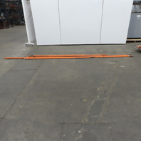Insul-8 310101 Rail System Conductor Bar 100' Suitable for Outdoor Use 600V 100A