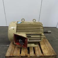Delco N6155HAY9 150Hp 460V 3Ph Electric Motor 1775RPM M505 Frame