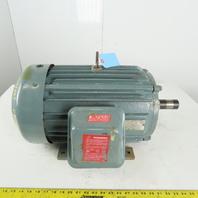 MagneTek Century 2 Speed Electric Motor 25/6.2Hp 1775/885 RPM 286T 480V 3Ph