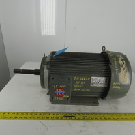 US Motors Unimount 25HP Electric Motor 3520RPM 208-230/460V 3Ph 256JP Frame