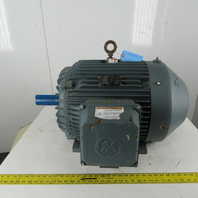 General Electric 5KE324BFC205C 40HP Electric Motor 1780RPM 208-230/460V 324T FR
