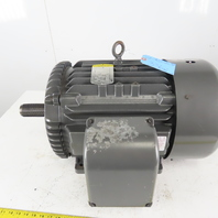 Baldor M13F 104077588-001 10Hp Electric Motor 870RPM 208-230/460V 3Ph 284T Frame