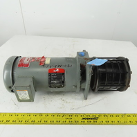 Gusher MSC4-5-300FJ Vertical High Pressure Centrifugal Coolant Pump 3Hp 3Ph