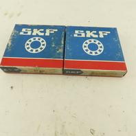 SKF 6213 2ZJEM 65mm ID x 120mm Radial Deep Groove Ball Bearing Lot Of 2
