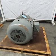 Lincoln Electric D-5G8704 50Hp 885RPM 3Ph 460V 444U High Efficiency AC Motor