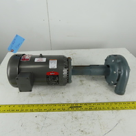 "Gusher 11019A-SE-A Vertical Immersion Pump 5Hp 2-1/2""x2"" 208-230/460V 3450RPM"
