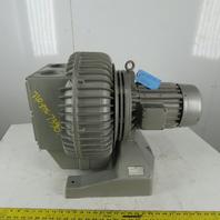 Type 43033-2  Regenerative Vacuum Blower 6.5KW 230/460 3Ph 60Hz +150-175 mbar