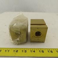 Vickers 23036 Rev G Hydraulic Block Cartridge Relief Lot of 2