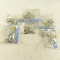 CompX MFW23058-KD Cam Lock Disc Tumbler Cabinet Lock Keyed Different Lot Of 6