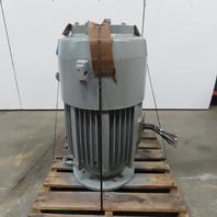 100Hp Vertical Electric Motor 220/440V 3Ph 445UP Frame 1770 RPM