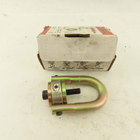Crosby HR-125 2500Lbs. WLL 1/2-13 Stud Swivel Hoist Flip Ring