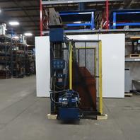 Industrial Foundry Melting Furnace Feeder Loader Dumping Elevator 208-230/460V