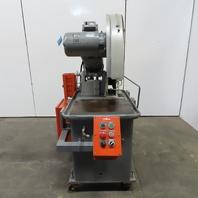 "Stone Type M750 20"" Semi Automatic Chop Steel Cutoff Abrasive Saw 230/460V 3Ph"