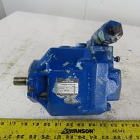 Yuken AR22-FR01B-20 Hydraulic Piston Pump 7 MPa 22.0 CM2/rev.