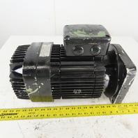 Mannesmann Demag Typ KBA 5.65Hp Brake Motor 230/460V 3Ph 112 B4 Frame 1725 RPM