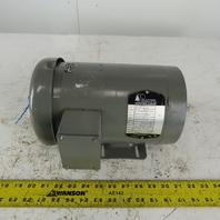 Delta Power 35H652-872 2Hp Electric Motor 208-230/460V 3Ph 56CZ Frame 1725 RPM