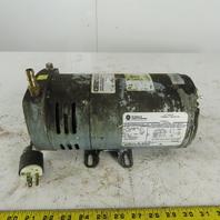 Gast  0523-534G-G588DX Rotary Vane Vacuum Pump 1/4Hp 115/230V 50/60Hz