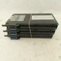Allen Bradley 1771-IBD 10-30 VDC Input Module Lot Of 3