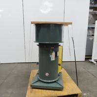 New York Blower Tubular ACF Fan 10Hp 3700CFM 15 ACF Exhaust 230/460V 3Ph
