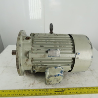 SM-CYCLO 20Hp Inverter Duty Electric Motor 575V 3Ph G-160F Frame 1770 RPM
